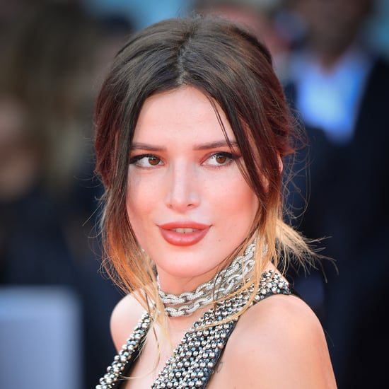 Bella Thorne's Natural Hair Color