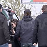 Photos of Robert Pattinson And Kristen Stewart