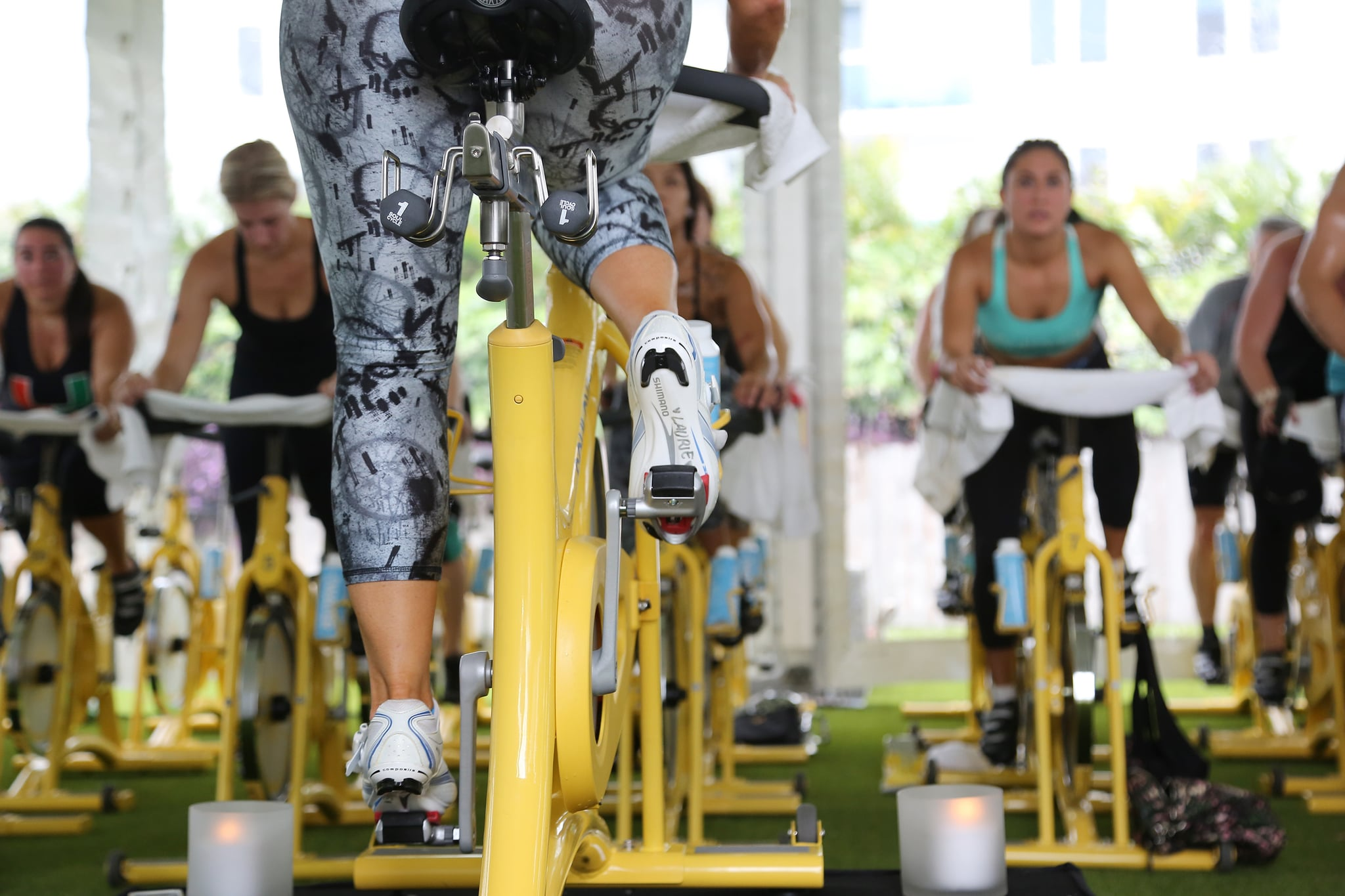Soulcycle History And Facts Popsugar Fitness