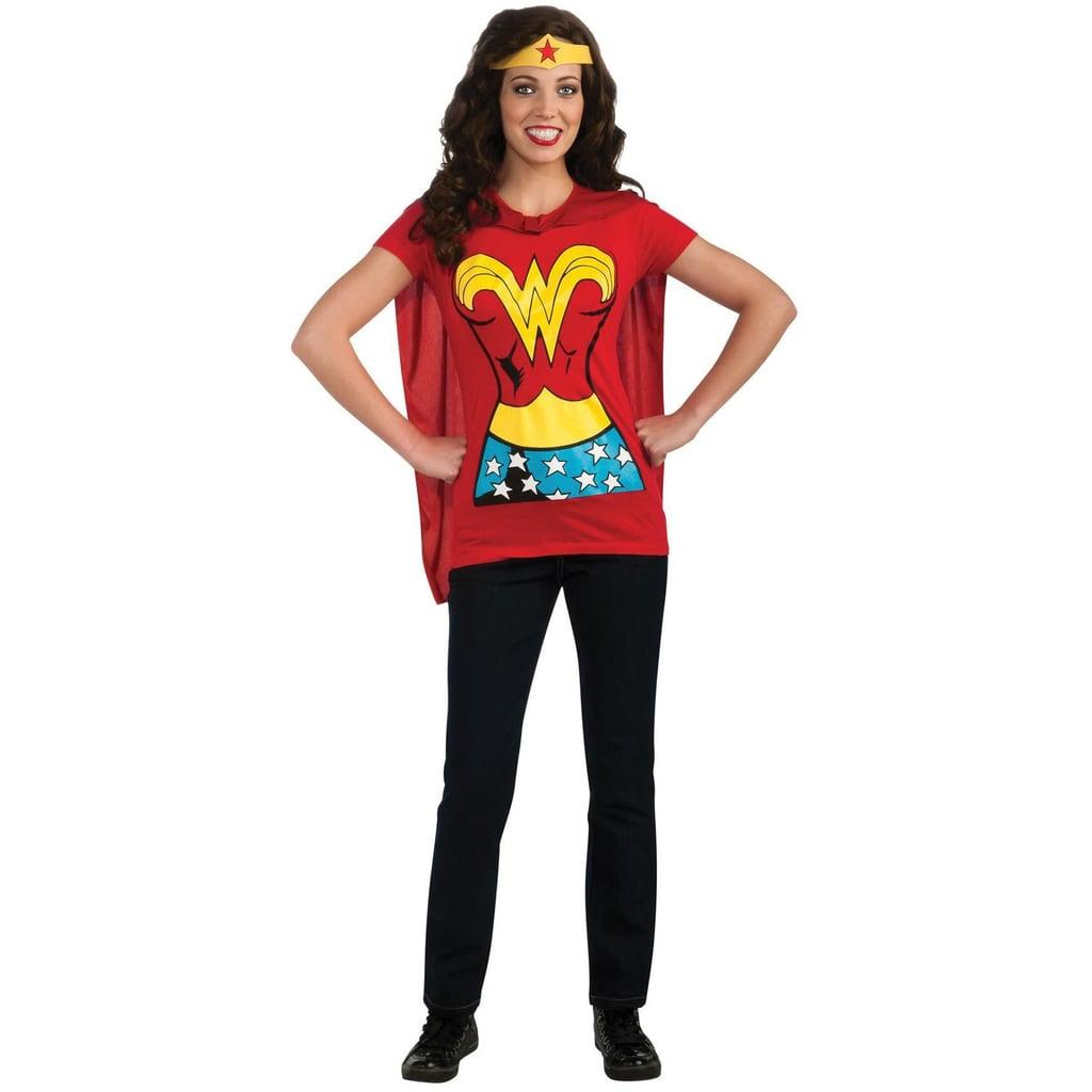 Comfy Wonder Woman