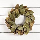 Signature Magnolia Wreath ($95)