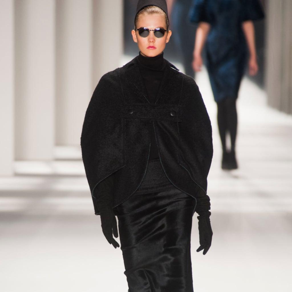 Carolina Herrera New York Fashion Week Fall 2014 Show