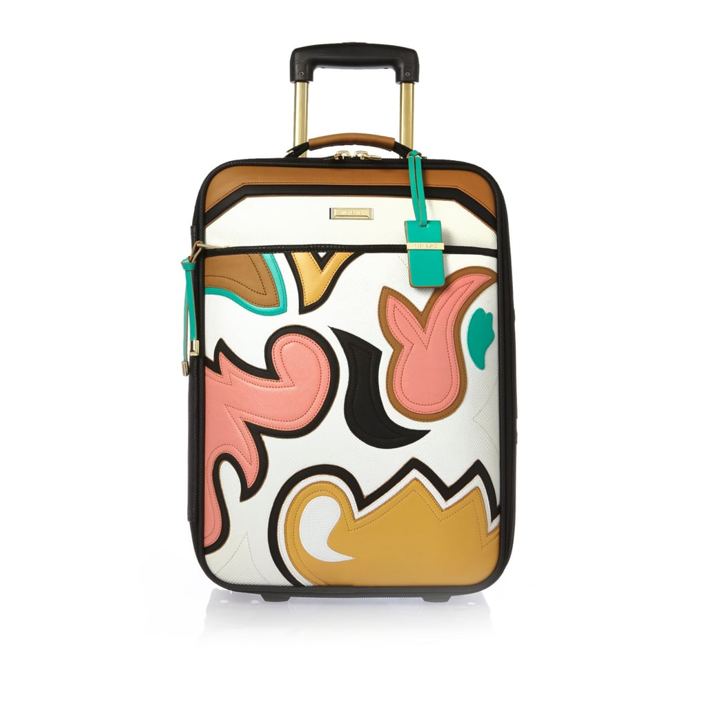 Stylish Printed Travel Luggage and Suitcases Summer 2016