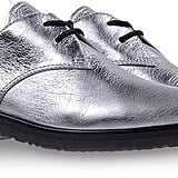 A little more tough girl than polished, we love these Marc by Marc Jacobs oxfords ($438).