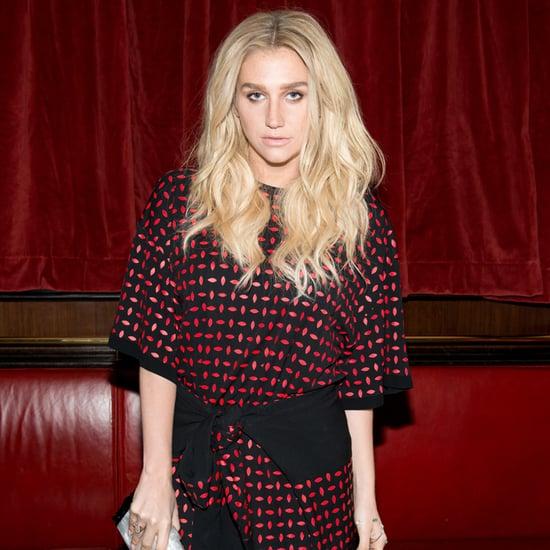 Kesha Thanks Lady Gaga After Oscars Performance 2016