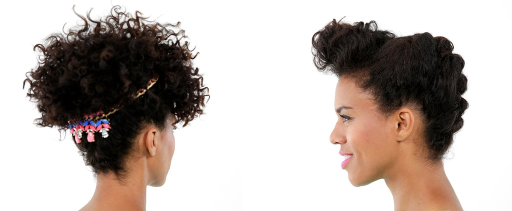 7 Easy DIY Natural Hairstyles