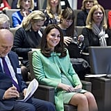 Kate Middleton Early Intervention Symposium March 2018