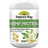 Nature's Way Hemp Protein Shake Vanilla Flavour ($23)