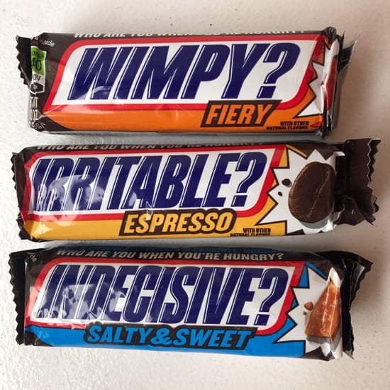 New Snickers Flavors 2018