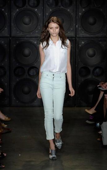 Trend Alert: Faded Jeans