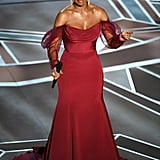 Mary J. Blige's 2018 Oscars Performance Dress