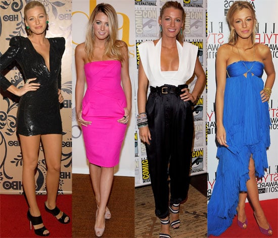 Before the Blockbuster, Catch Blake's Best Looks!