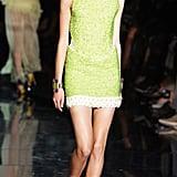 Milan Fashion Week, Spring '09: Roberto Cavalli
