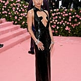 Zoe Kravitz at the 2019 Met Gala