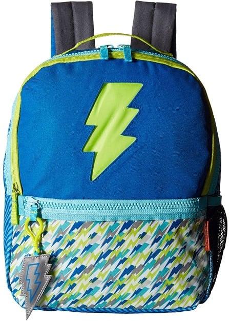 Lightning Bolt Backpack & Lunch Bag