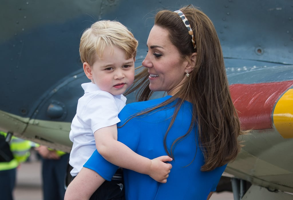 Celebrity Kids in the Same School Year as Prince George