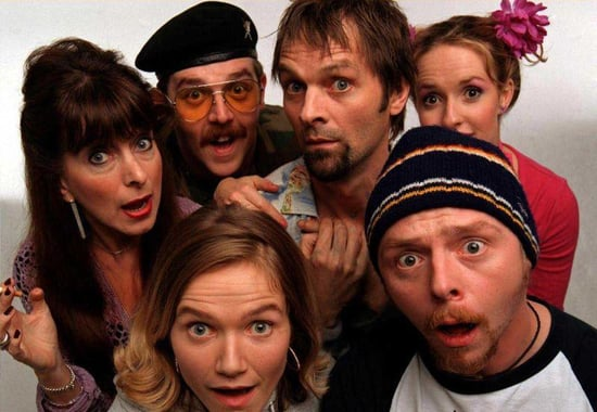 Fox to Make American Version of Spaced