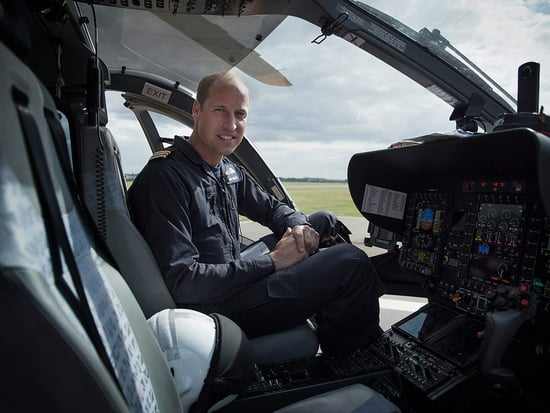 Prince William Opens Up About the 'Sad, Dark' Moments He Faces as an Air Ambulance Pilot