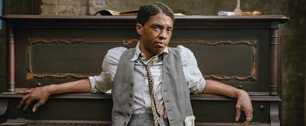 Chadwick Boseman Receives Posthumous Oscar Nomination