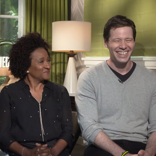 Chris Meloni Wanda Sykes Ike Barinholtz Snatched Interview