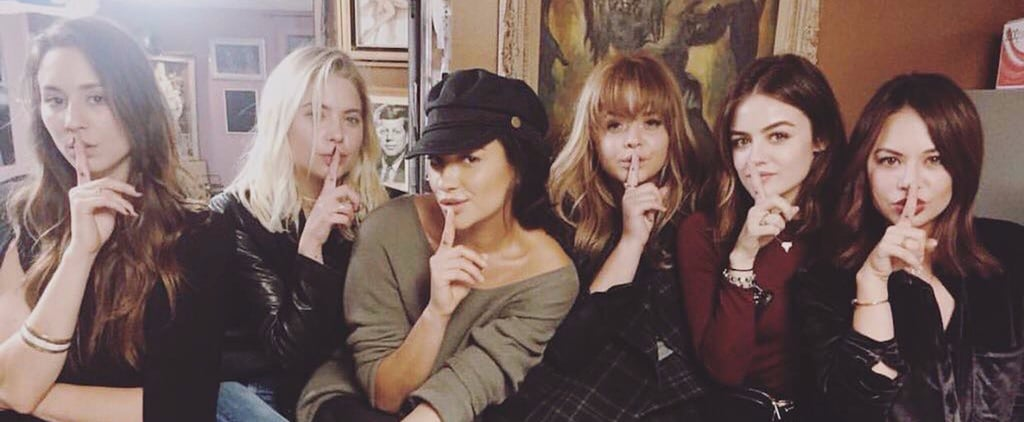 The Cast of Pretty Little Liars Says Their Final Goodbyes as the Show Comes to an End