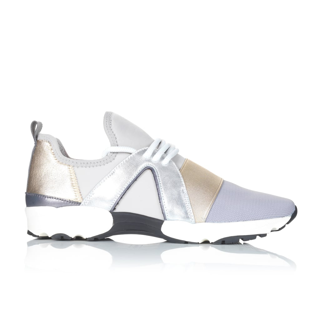Kurt Geiger Carvela, Lamar GoldComb Sneakers, AED799