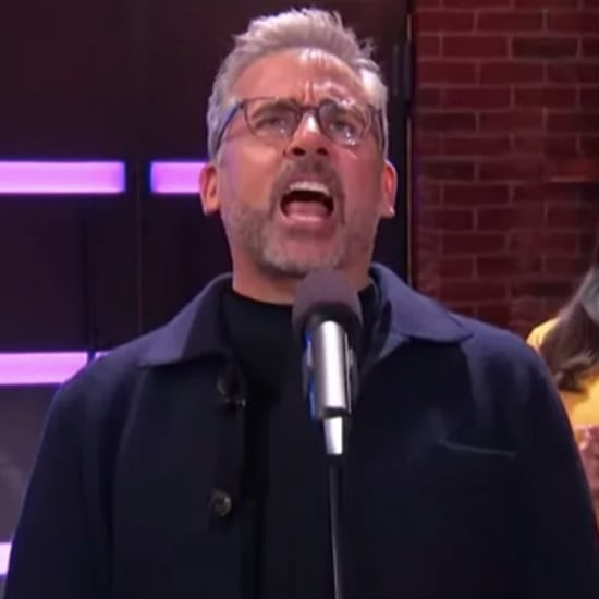 Steve Carell Screaming on The Kelly Clarkson Show Video