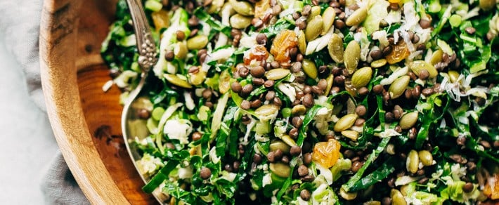 Best Lentil and Chickpea Salad Recipes