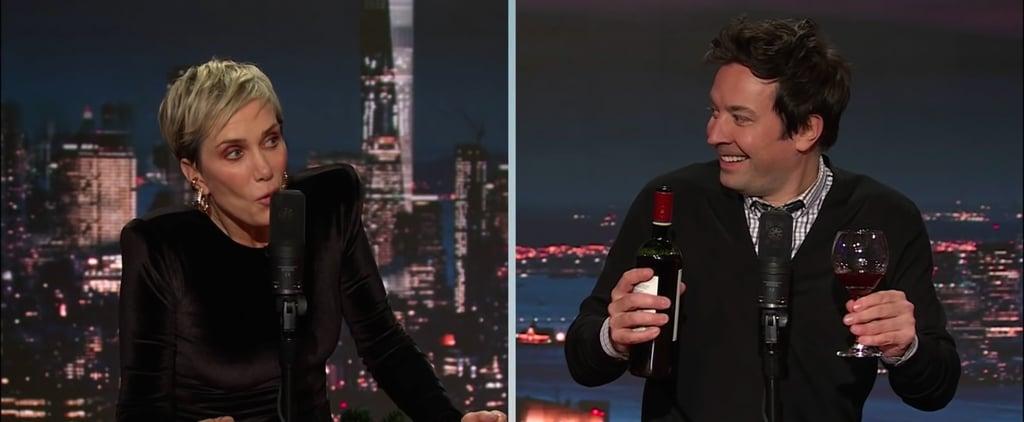 Watch Kristen Wiig and Jimmy Fallon Mimic Everyday Sounds