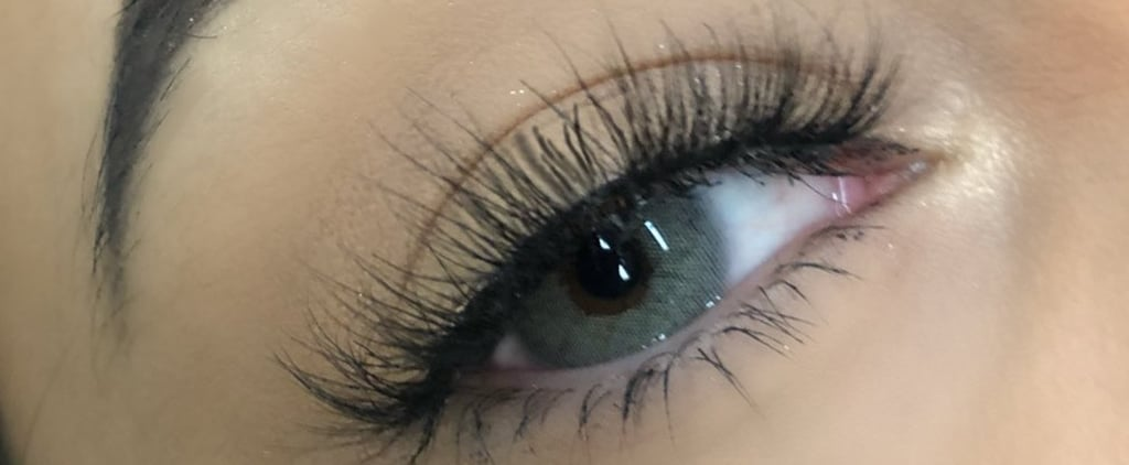 At $1, These False Lashes That Look Like Eyelash Extensions Are a Damn Steal