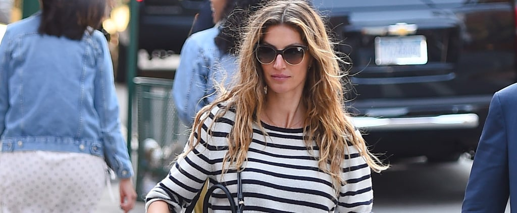 With Just These 2 Pieces From Your Closet, You Can Look Like Gisele Bündchen