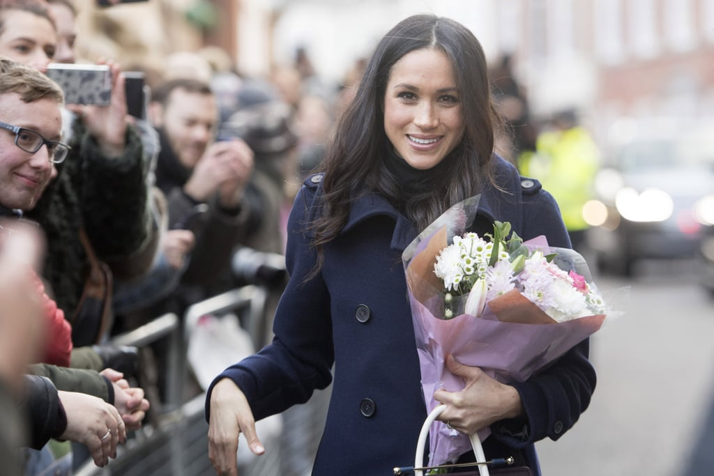 Meghan Markle Honing Her Style For Public Appearances