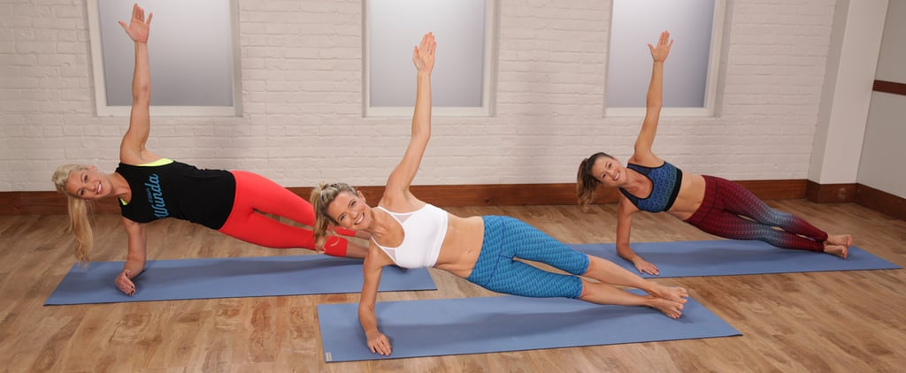 A Pilates Workout to Tighten and Tone Your Entire Body