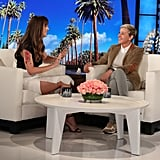 Dakota Johnson Talks Pregnancy Rumors on Ellen