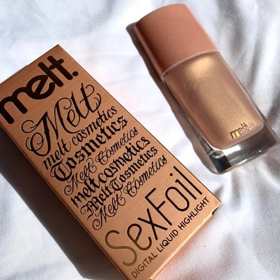 Melt Cosmetics SexFoil Liquid Highlighter Beauty Review