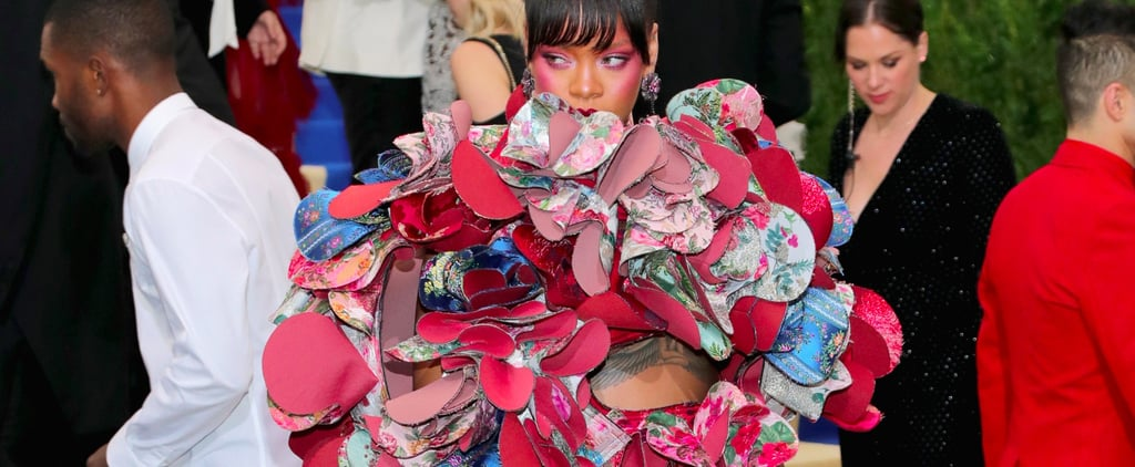 Confirmed: The Met Gala Looks Are as Wild as You Imagined