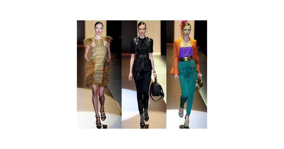 Spring 2011 Milan Fashion Week: Gucci 2010-09-22 12:29:28 ...