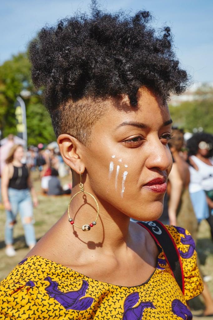 Natural Hair Inspiration | Afropunk 2016