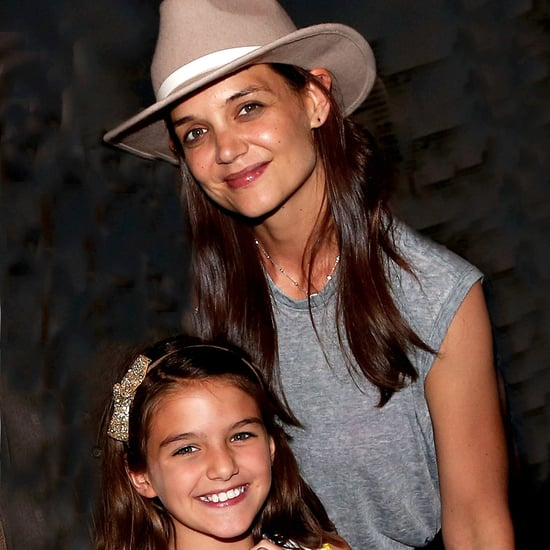 Katie Holmes Quotes About Suri Cruise and Hillary Clinton