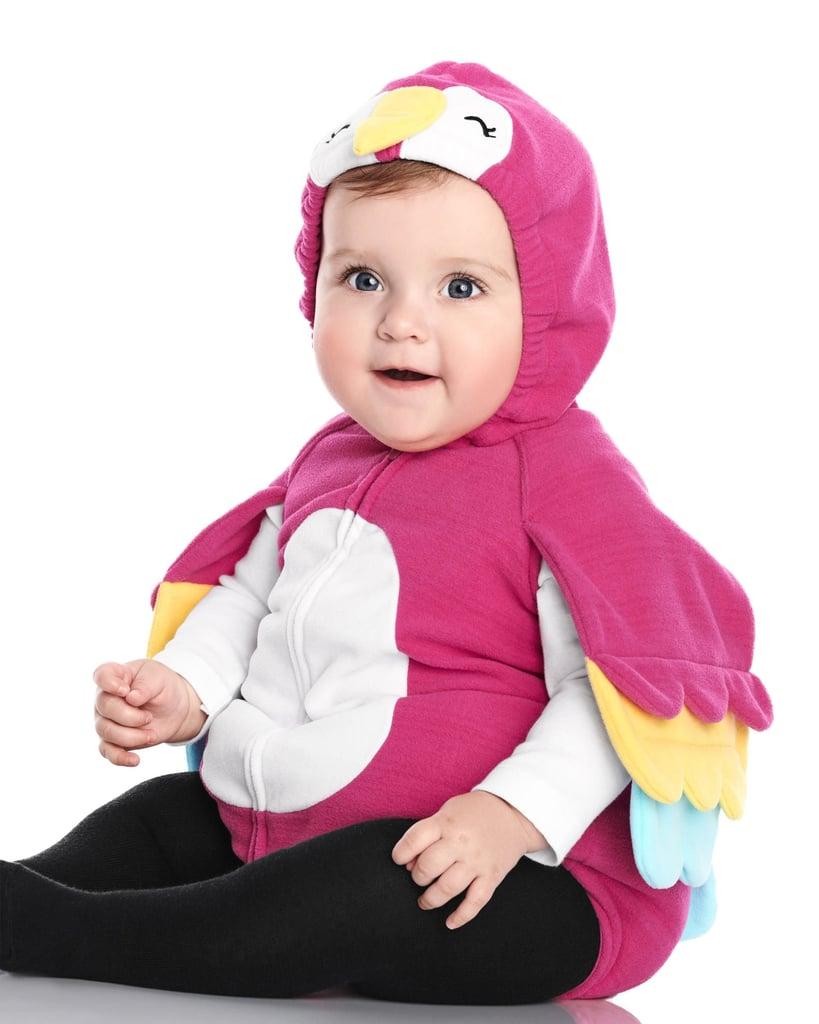2607d96f9 Carter's Little Parrot Costume   Animal Halloween Costumes For Kids ...