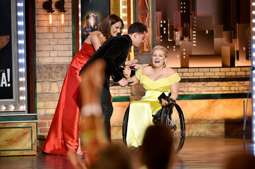Ali Stroker Acceptance Speech at 2019 Tony Awards Video