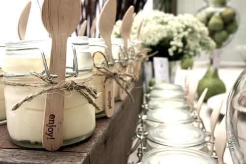 A Rustic Display