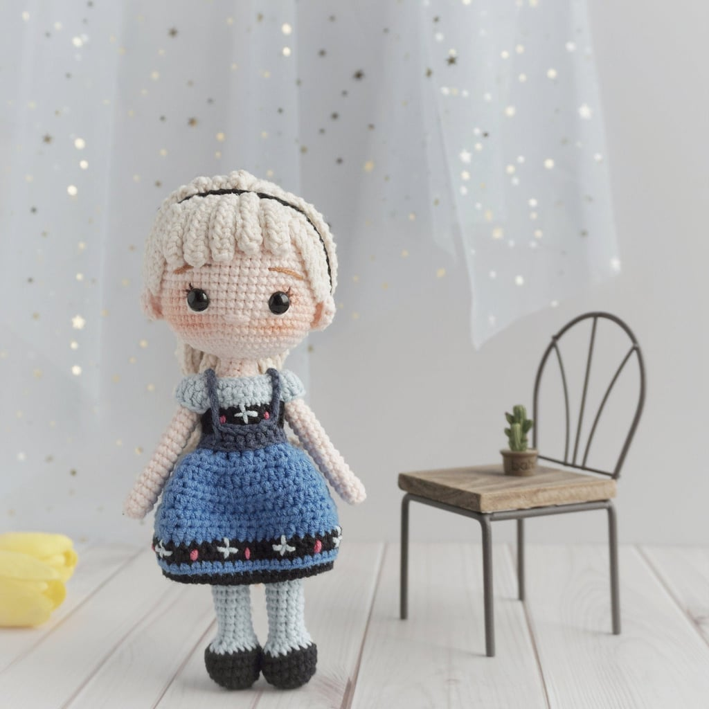 Why you should begin crocheting with easy crochet doll patterns ... | 1024x1024