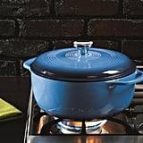 Under $150: Lodge Enameled Dutch Oven