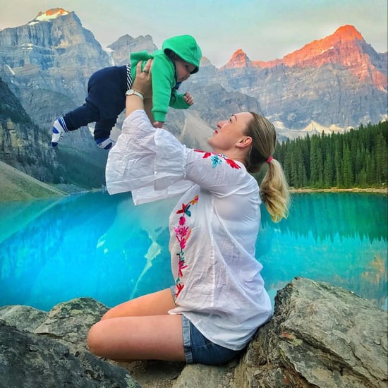 Mum Uses Maternity Leave to Travel the World With Family