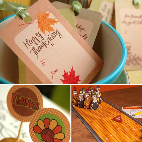 A Feast of Fun and Free Thanksgiving Printables