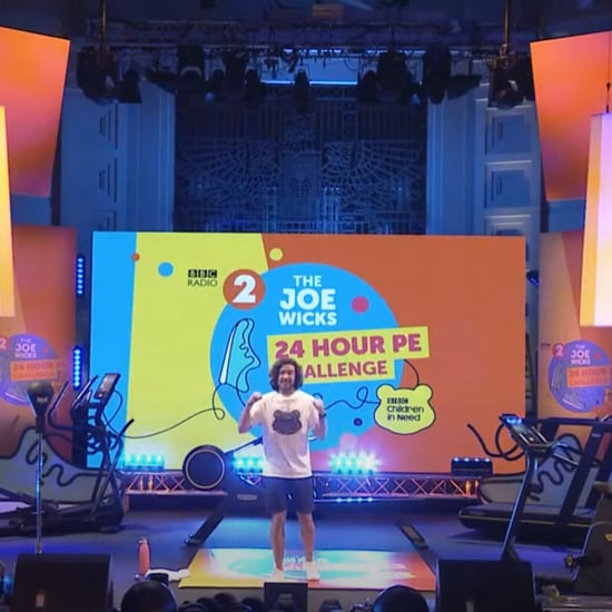 How to Watch Joe Wicks Children in Need 24 Hour Workout Live