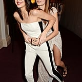 She Became Fast Friends With Fashion's It Girl, Cara Delevingne
