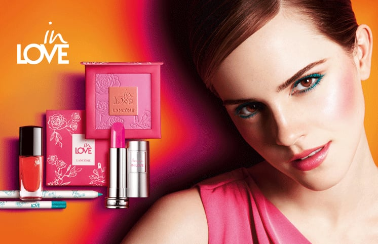 Believe it or not, the new Spring/Summer collections are already launching and the latest and greatest from Lancôme is already available online and in stores. This limited-edition collection called In Love features the beautiful Emma Watson wearing an ensemble of pink eyes, lips and cheeks. Inspired from street-art murals and the colourful tonal florals of nature during the Spring season combined with the neon lights of the city make this a truly unique and fun range. Check out the six-piece line here and let me know what you think by leaving a comment at the end.
