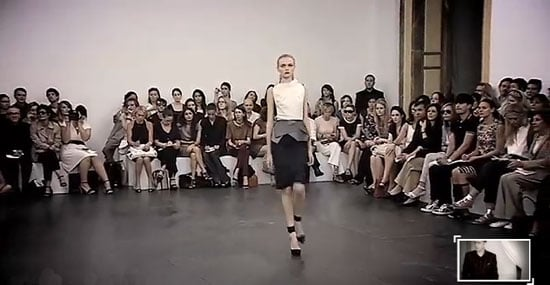 Roland Mouret Live Streams 2010 Spring Collection Runway Show at Paris Fashion Week 2009-10-06 15:00:22